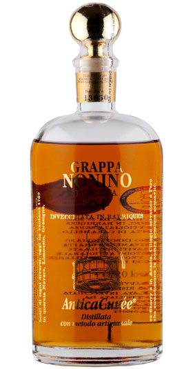 NV Grappa Riserva Antica Cuvée Invecchiata in BarriquesNonino
