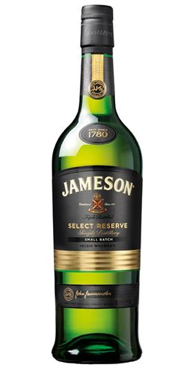 jameson select reserve 70cl available to order gp brands. Black Bedroom Furniture Sets. Home Design Ideas