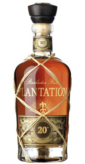 Plantation XO Rum 20th Anniversary Decanter 70cl