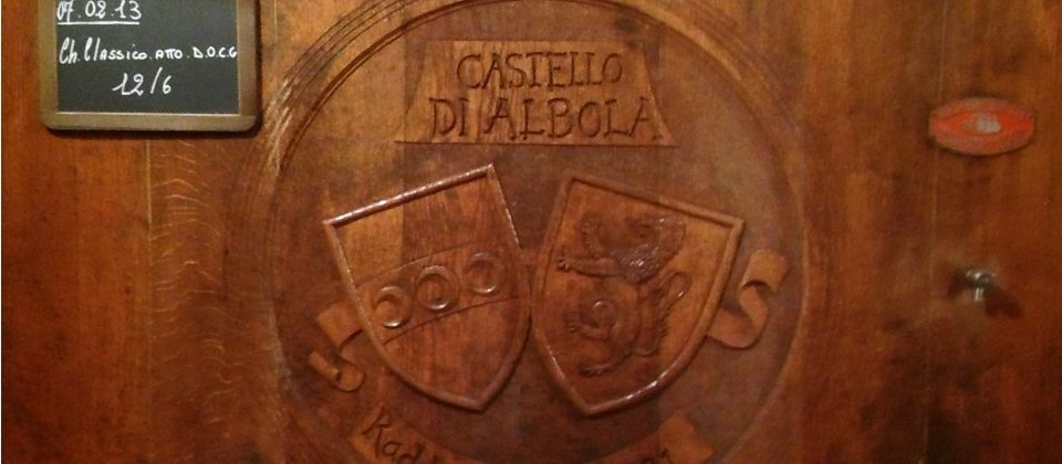 Slide Castello D'albola