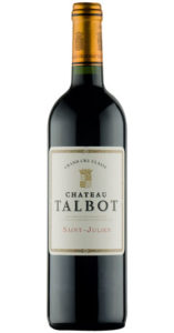 2011 Château Talbot, 4ème Cru Classé LABEL2-3145