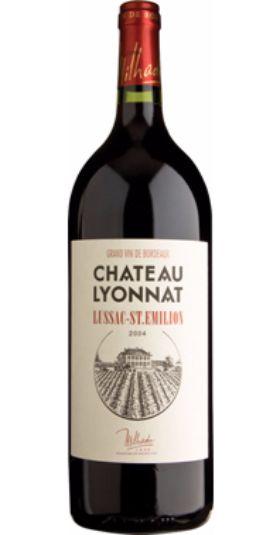 Chateau lyonnat lussac saint emilion 2010 gp brands for Chateau lyonnat
