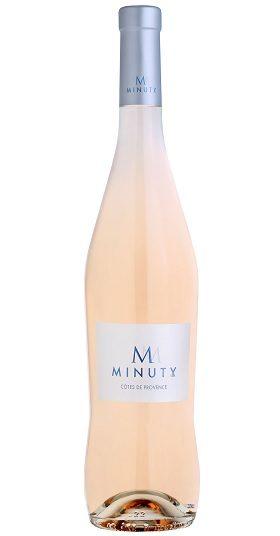 Cotes de Provence Rosé M Minuty and GP Brands