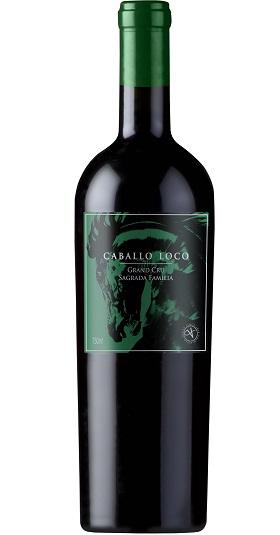 Caballo Loco Grand Cru Sagrada Familia and GP Brands Wine from Chile