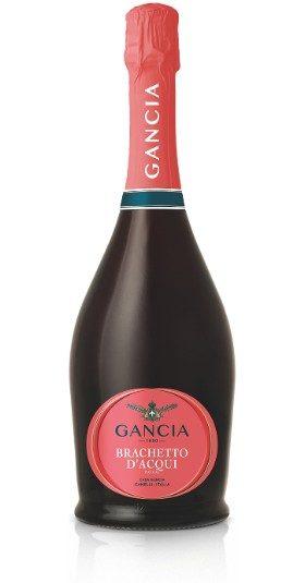 Gancia Metodo Charmat Brachetto DOCG and GP Brands(1)