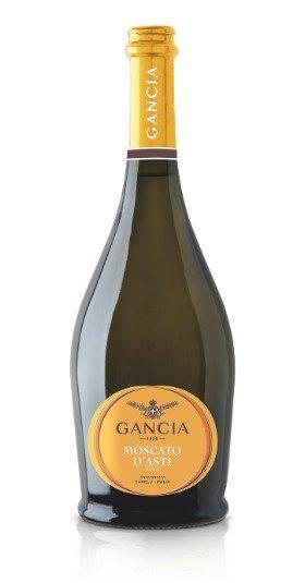 Gancia Metodo Charmat Moscato D'Asti DOCG and GP Brands(1)