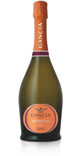 Gancia Metodo Charmat Prosecco Dry and GP Brands(1)