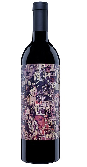 Orin Swift Abstract and GP Brands