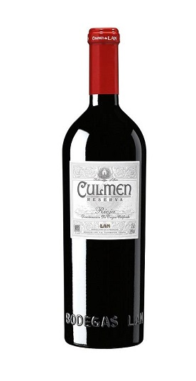 Bodegas LAN Culmen Rioja Reserva and GP Brands