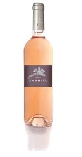 Château Gabriel Organic Cotes de Provence Rosé and GP Brands