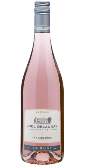 Domaine Joël Delaunay Les Cabotines Touraine Rose and GP Brands