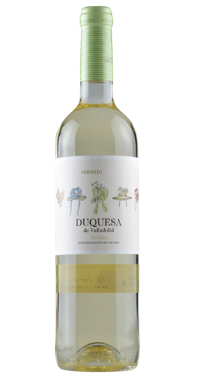 Duquesa de Valladolid Rueda Verdejo and GP Brands