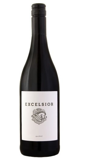 Excelsior Robertson Shiraz and GP Brands