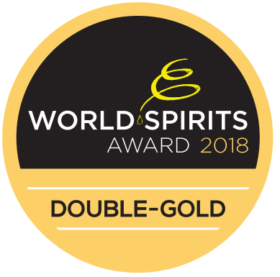 Family of Hounds Fine Spirits and GP Brands Double Gold World Spirits Award 2018
