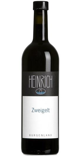 Heinrich Zweigelt Burgenland and GP Brands