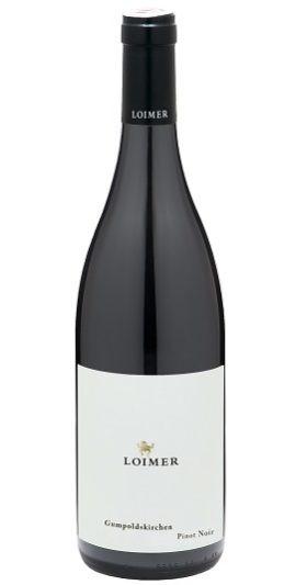 Loimer Gumpoldskirchen Pinot Noir and GP Brands