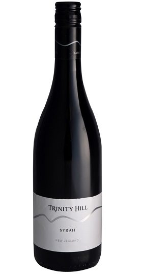 Trinity Hill Syrah and GP Brands