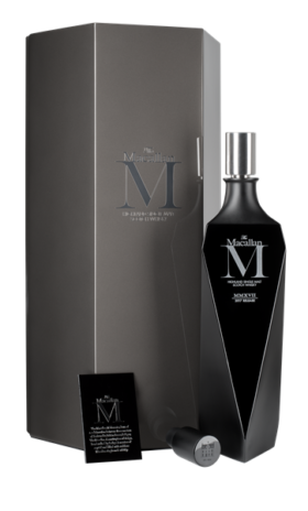 The Macallan M – 1824 and GP Brands
