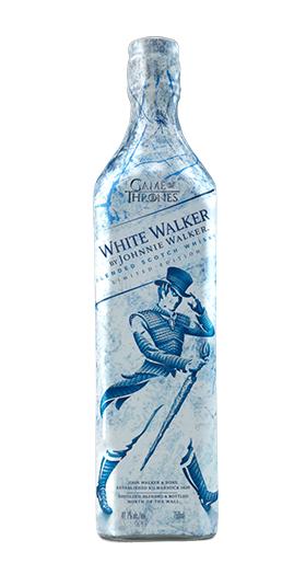 Johnnie Walker White Walker and GP Brands