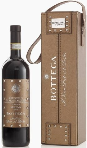 Bottega Brunello di Montalcino DOCG 2010 AND GP BRANDS