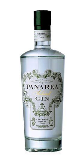 Panarea Gin Island and GP Brands