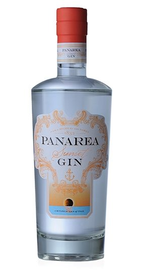 Panarea Gin Sunset and GP Brands