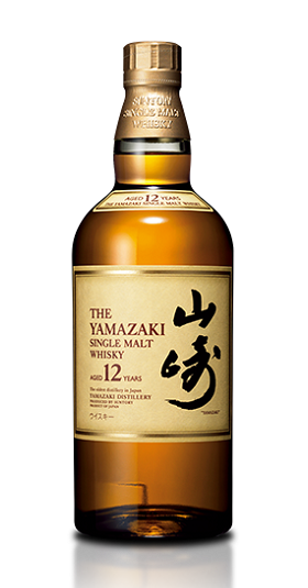 YAMAZAKI 12YO and GP Brands
