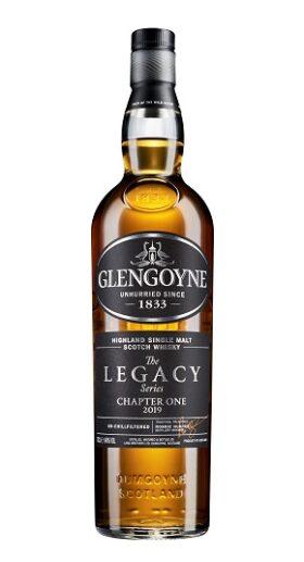 Glengoyne The Legacy Highland Single Malt 70cl and GP Brands
