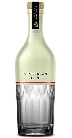 Chapel Down Bacchus Gin and GP Brands