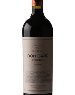 Don David Malbec Magnum, El Esteco