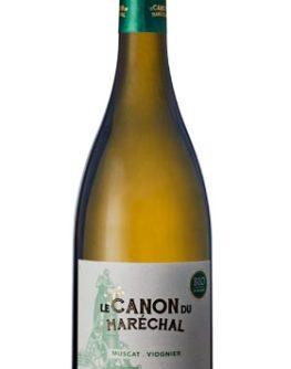 Canon du Marechal Organic White, Domaine Cazes