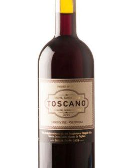 Toscano Rosso Organic, Tenuta Santa Lucia