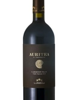 Auritea Cabernet Franc Organic, Azienda Agricola Lunelli