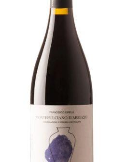 Montepulciano d'Abruzzo DOC Organic, Francesco Cirelli