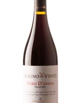 Nero d'Avola, Molino a Vento, IGT Terre Siciliane