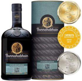Bunnahabhain Stiuireadair Islay Single Malt Scotch and GP Brands