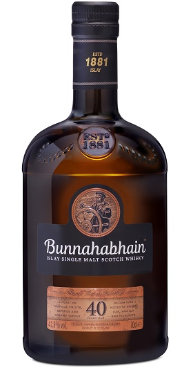 Bunnahabhain 40yo GP Brands