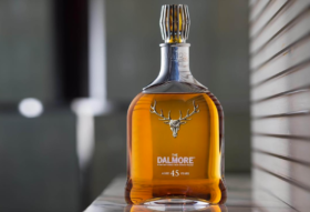 Dalmore 45 years and GP Brands