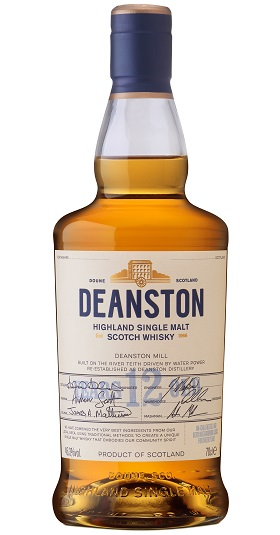 Deanston 12 years old and GP Brands