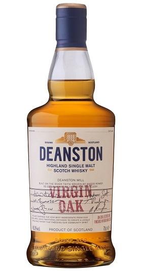 DeanstonVirgin Oak and GP Brands