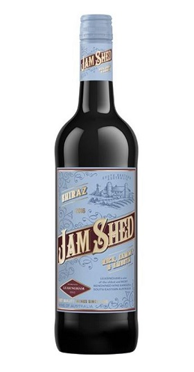 Leasingham Jam Shed Shiraz gp brands