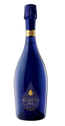 Accademia rainbow Bottega and GP Brands Blue bottle