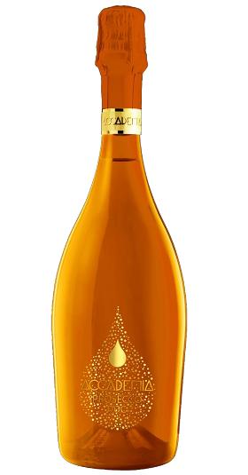 Accademia rainbow Bottega and GP Brands Orange bottle
