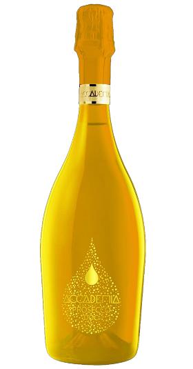 Accademia rainbow Bottega and GP Brands Yellow Bottle