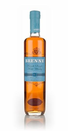 Brenne Cuvée Spéciale Single Malt Whisky and GP Brands