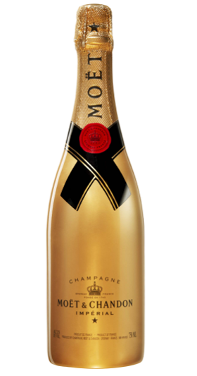 Moet & Chandon Golden Edition and GP Brands