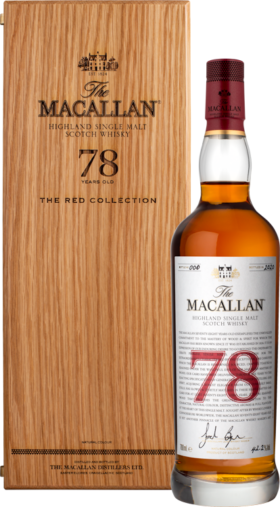 Macallan 78yo Red Collection and GP Brands UK (1)