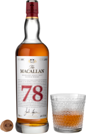 Macallan 78yo Red Collection and GP Brands UK (2)