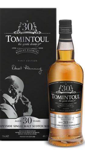 Tomintoul 30YO – Robert Fleming 70cl and GP Brands