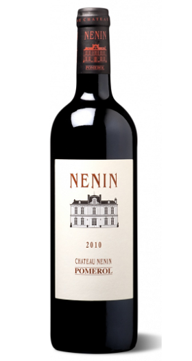 Chateau Nenin, Pomerol and GP Brands